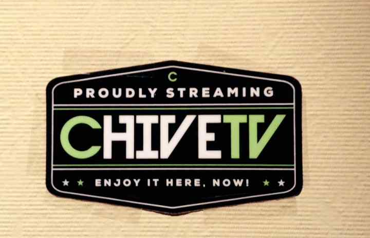It's official! #chiveTv #thechive live @ The Range