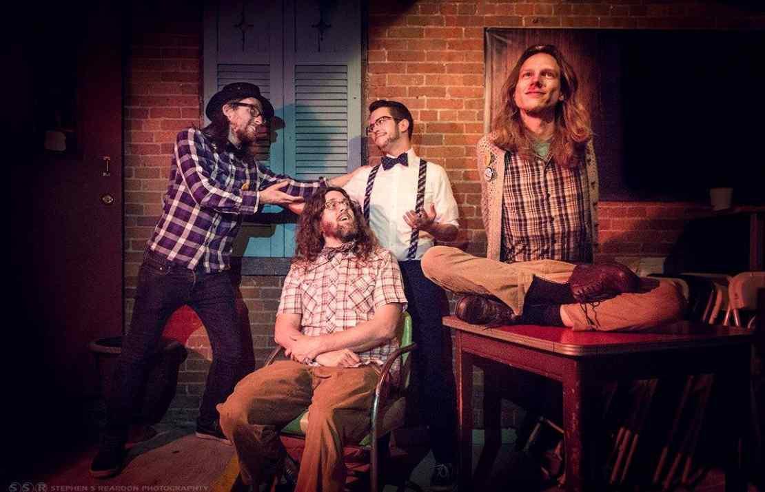 multibird rock alt alternative indie weird fun live music ithaca range downtown the commons